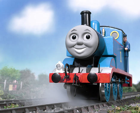 thomas the tank engine videos