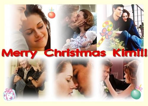 To: Kim <3 Love: Your Secret Santa