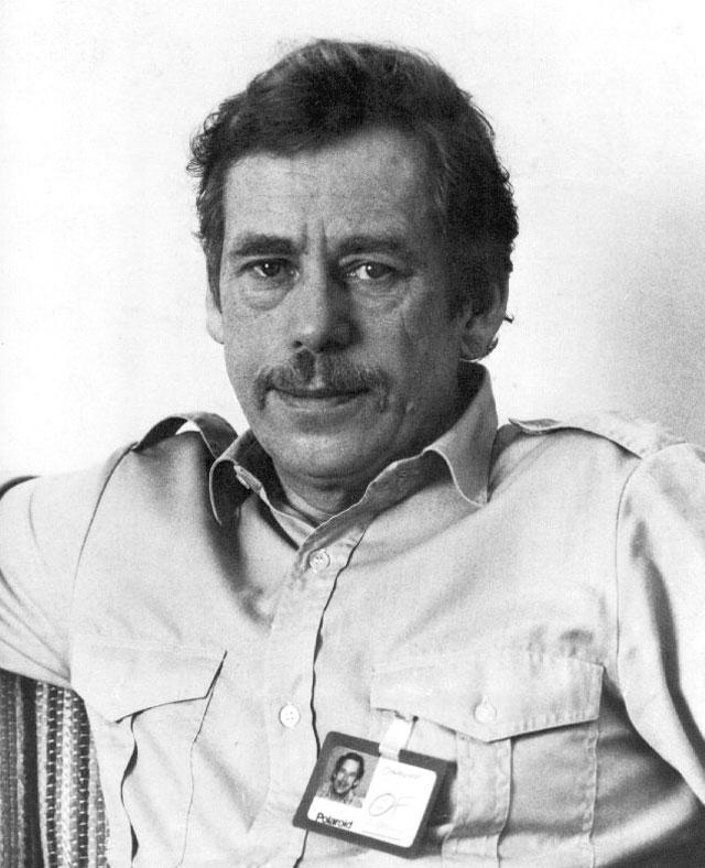 Vaclav Havel RIP