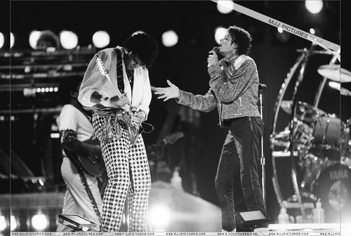 Victory Tour - Beat it