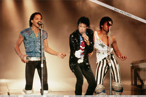 Michael Jackson concerts wallpaper probably containing a concert called Victory Tour - MJJ