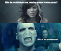 Voldemort Funnies! - lord-voldemort photo