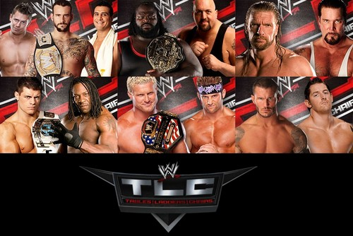 WWE TLC - wwe Fan Art