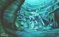 Walt 迪士尼 壁纸 - The Little Mermaid
