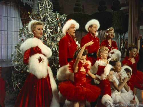 White Christmas - classic-movies Wallpaper