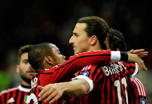 Z. Ibrahimovic (AC Milan - Siena)
