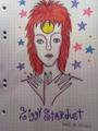 Ziggy (drawn by me) - ziggy-stardust fan art