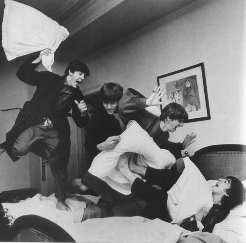 beatles unan fight !