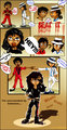 cute comic - michael-jackson screencap