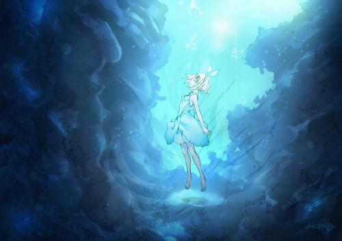 deep sea rin