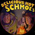 delicious hot schmoes! - toy-story-2 fan art