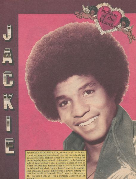 Jackie Jackson images jackie wallpaper and background ...