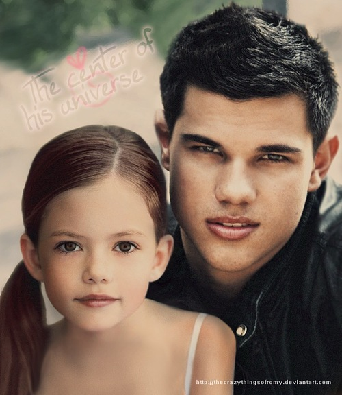 jacob and nessie - photo #10