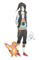 kayde - pokemon-trainer-rp photo