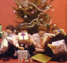 merry Рождество From The Beatles