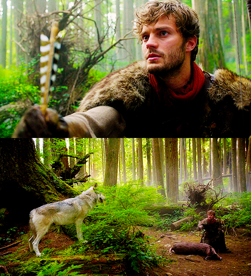 Once Upon A Time Huntsman