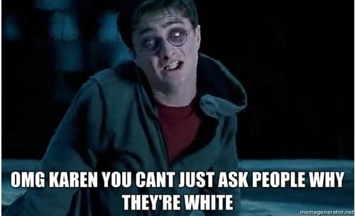 Rawak Harry Potter imej