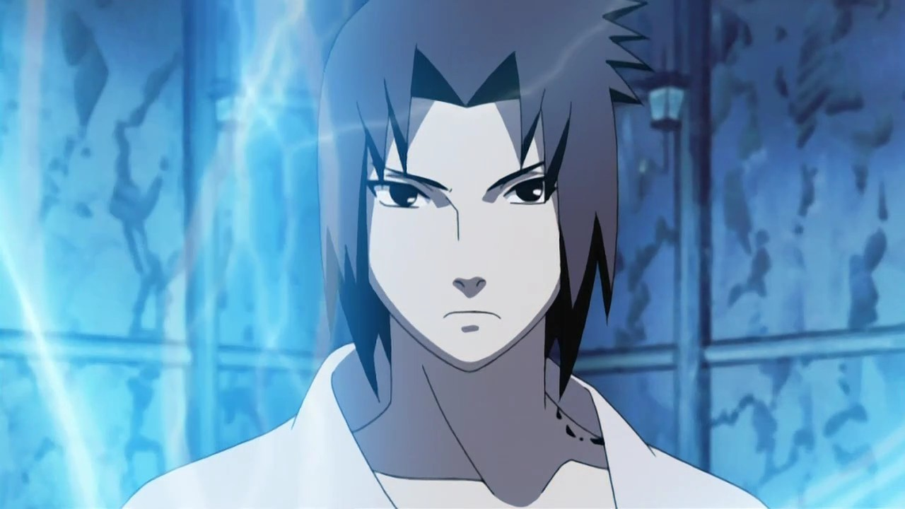 sasuke - anime naruto ...