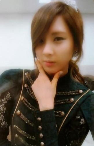 seohyun photo card