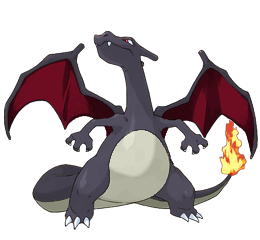 shiny charaizard