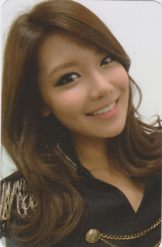 sooyoung ছবি card