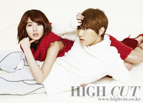 trouble maker high cut