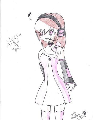 vocaloid alyssa