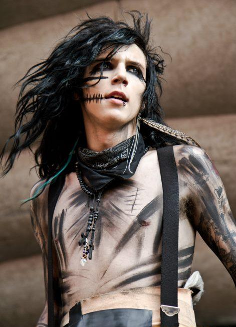 Guyliner Boys Images Andy Biersack Wallpaper And