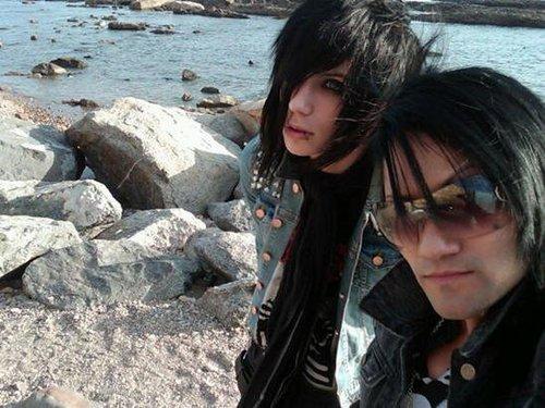 *^*^*Andy & ashley*^*^*