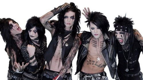 *^*^*^*Black Veil Brides*^*^*^* - music Photo