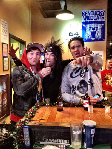 **^*^*Christian with Hollywood Undead*^*^**