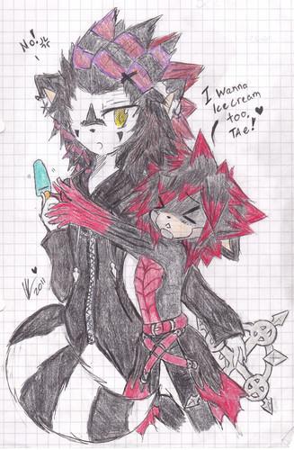 (Cosplay RQ) .:Kingdom Hearts - Axel & Vanitas:. ~ Taeyang & Toru