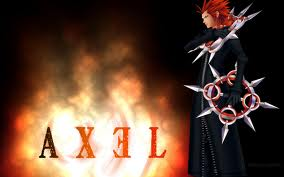 :D Axel