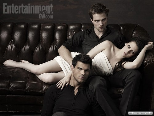 Twilight edward carlisle bella threesome