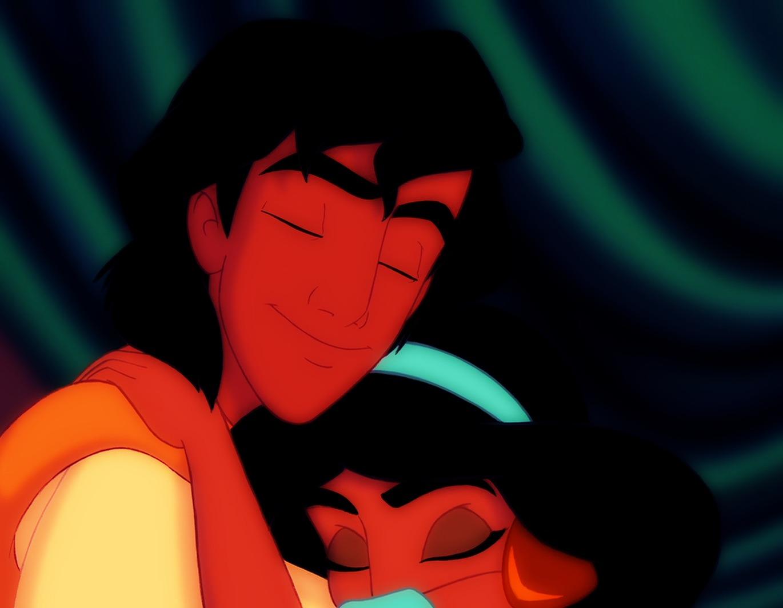 Jasmine&Aladdin...