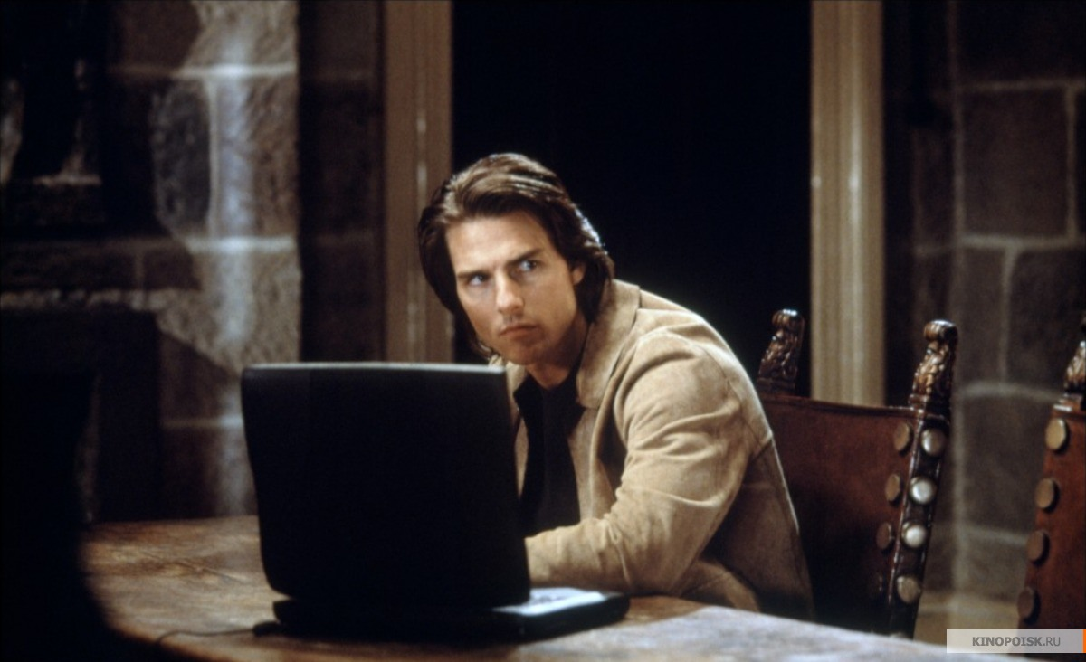 Mission Impossible Ii 2000 Tom Cruise Image 27899110 Fanpop
