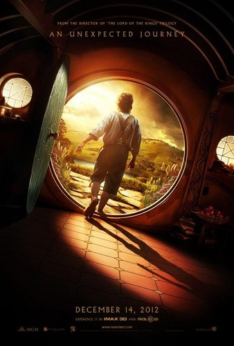 'The Hobbit: An Unexpected Journey' poster