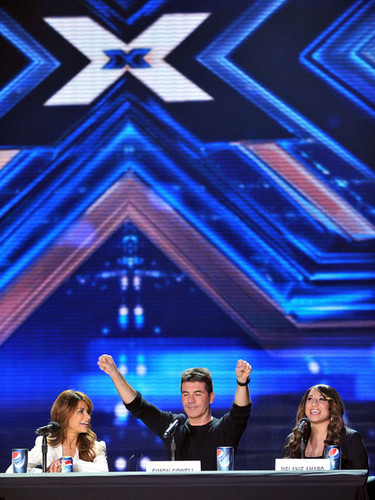 'The X Factor' Press Conference