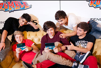1D Pokemon photoshoot! x