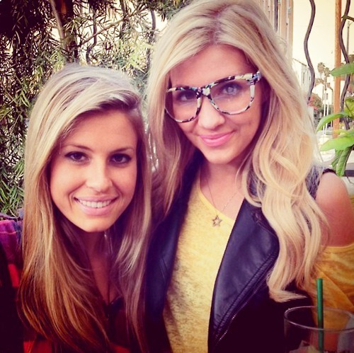 2/4 of Lakoda Rayne. Paige Elizabeth &amp; Cari Fletcher - the-x-factor-usa Photo