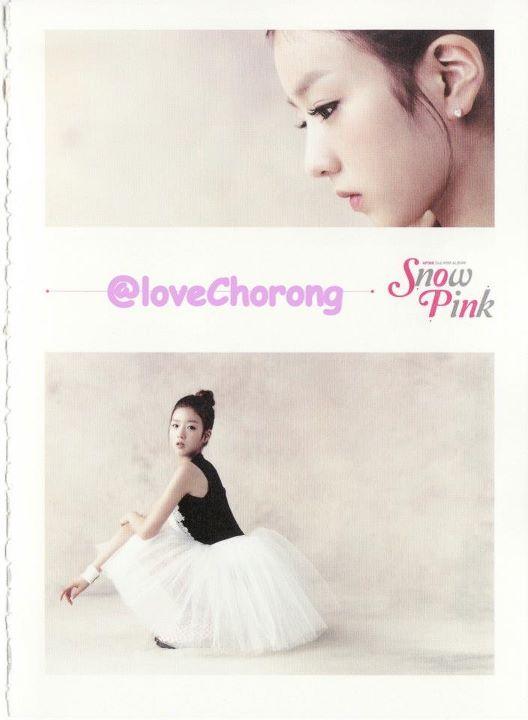 A-PINK Snow pink