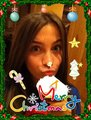 A very Merry Christmas to you  - paris-jackson photo