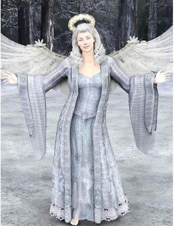 A winter Angel –Jäger der Finsternis for Du :*