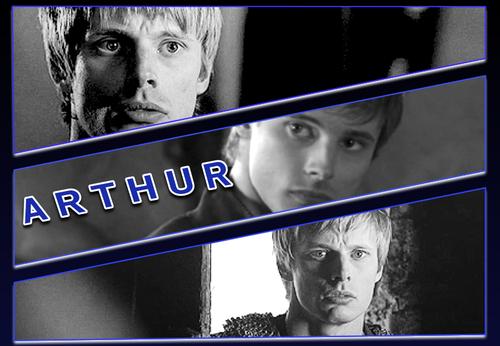 Arthur and Gwen wallpaper called ARTHUR <3