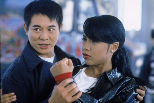 "阿丽雅 as Trish O'Day in ""Romeo Must Die"""