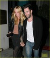 Adam Levine &amp; Anne V: Mastro's Meal - adam-levine photo