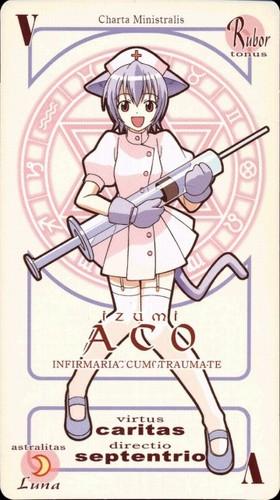 Ako's Pactio Card