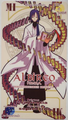 Albireo's Pactio Card