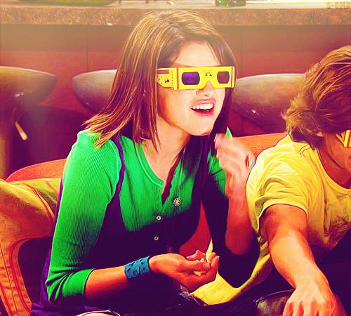 Alex Russo/ Selena Gomez <3