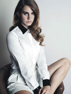 Amazing Lana photoshoot
